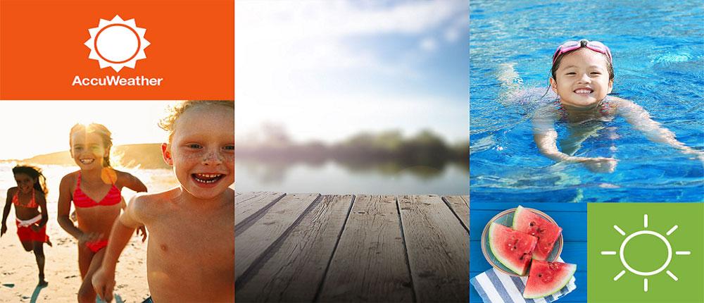 AccuWeather Platinum - پیش بینی وضعیت آب و هوا اندروید