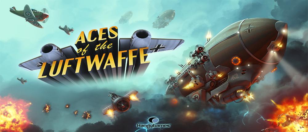 دانلود Aces of the Luftwaffe - بازی هواپیمایی اندروید