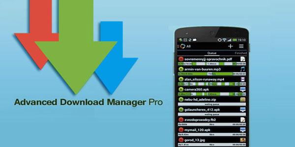 Advanced Download Manager Pro - دانلود منیجر پیشرفته اندروید