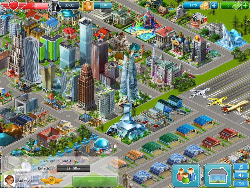 Airport City Android بازی اندروید
