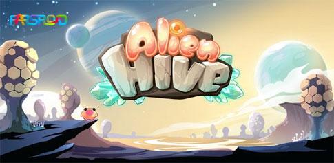 دانلود Alien Hive - بازی فکری کندوی بیگانه اندروید