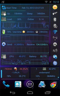 دانلود Android Tuner 1.0.3.1 – مجموعه ابزار کنترل و نظارت اندروید
