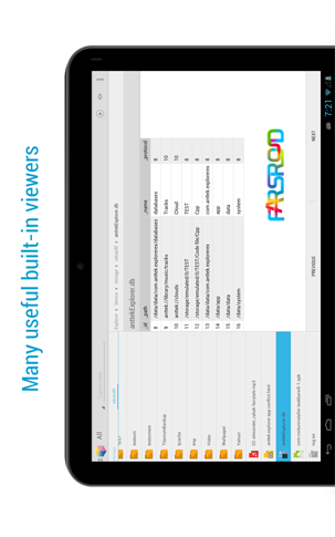 AntTek Explorer EX Android برنامه اندروید