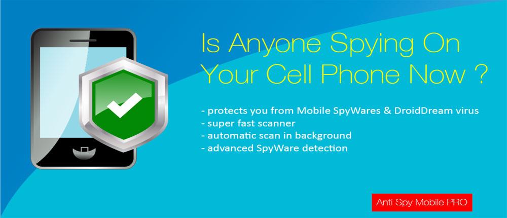 دانلود Anti Spy Mobile PRO - برنامه ضد جاسوسی اندروید