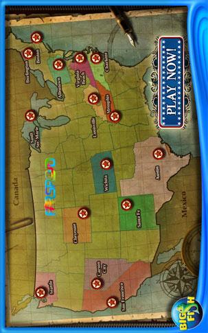 دانلود Antique Road Trip: USA 1.0.0 – بازی ماجراجویی اندروید + دیتا