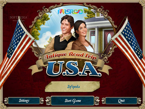 دانلود Antique Road Trip: USA - بازی ماجراجویی اندروید + دیتا