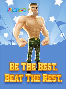 Army Academy - Alpha Android بازی اندروید