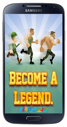 دانلود Army Academy - Alpha - بازی سرگرم کننده آکادمی ارتش اندروید