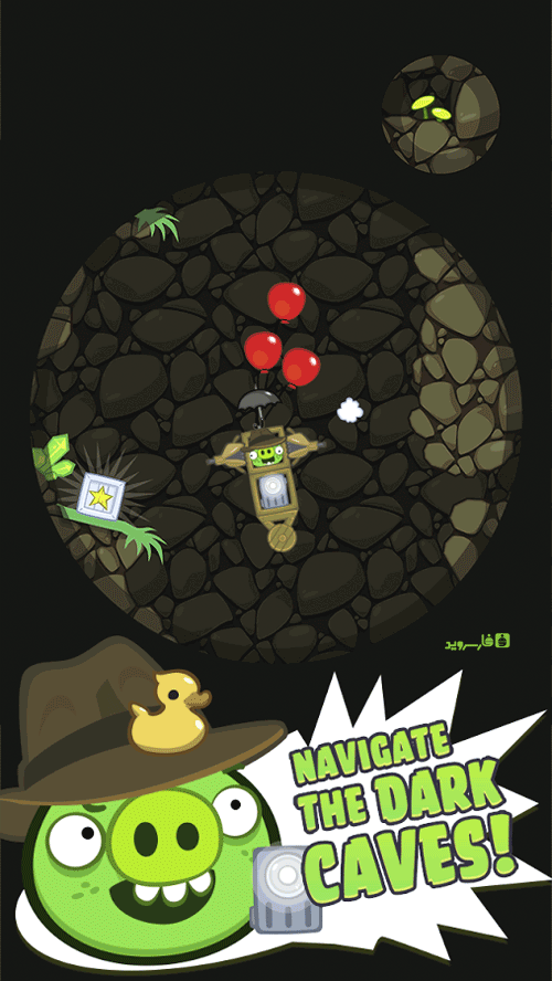 Bad Piggies Android بازی اندروید