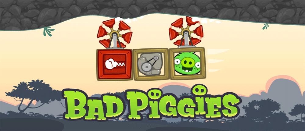 دانلود Bad Piggies + HD - بازی محبوب خوک های بد اندروید
