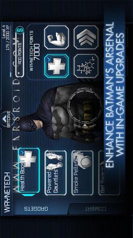 دانلود بازی Batman: Arkham City Lockdown اندروید