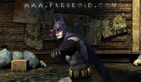 Download Batman: Arkham City Lockdown Android + Data