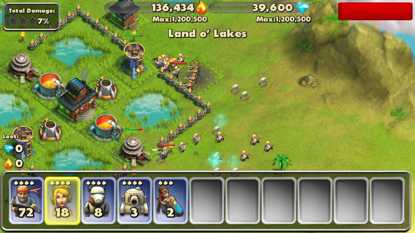 Battle Beach Android
