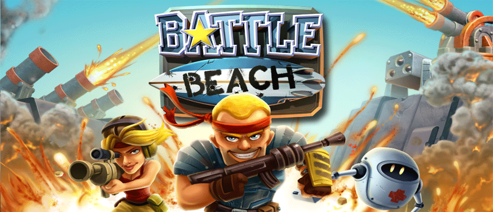 دانلود Battle Beach - بازی اکشن ساحل نبرد اندروید