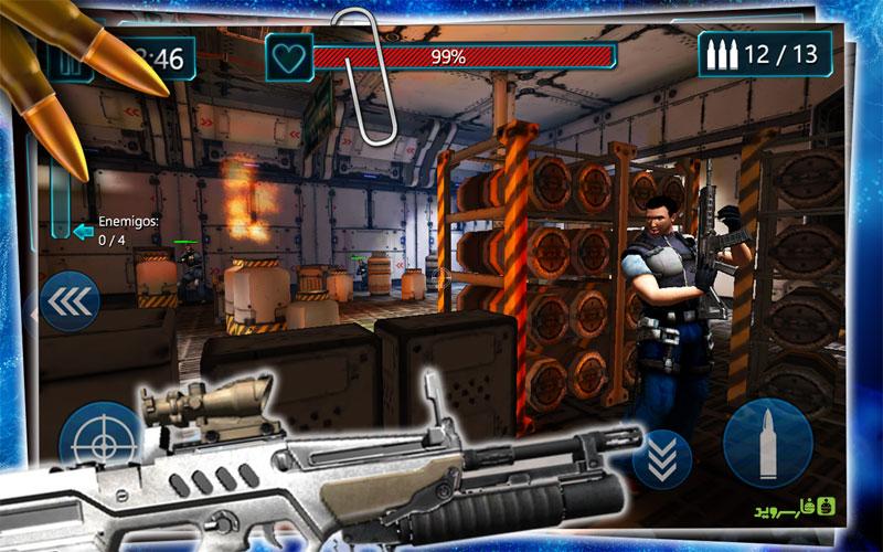 Download Battlefield Combat Nova Nation Android A pk + Mod - Google Play
