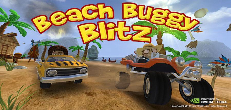 دانلود Beach Buggy Blitz - بازی ماشینی حمله رعد آسا اندروید