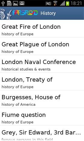 Download Britannica Encyclopedia 2013 Android Apk + Data