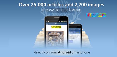 Britannica Encyclopedia 2013 - Britannica Offline Encyclopedia Android!