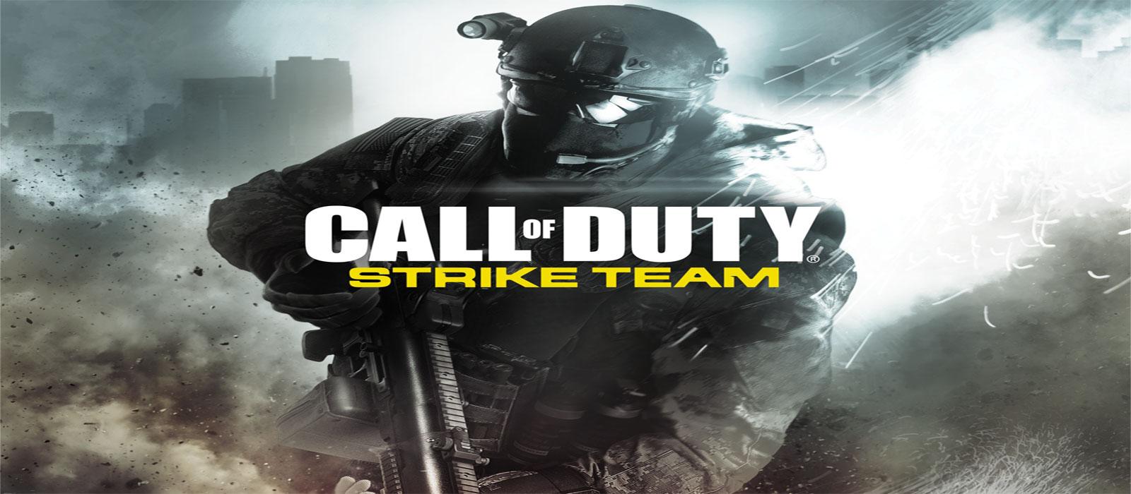 دانلود Call of Duty®: Strike Team - بازی ندای وظیفه اندروید + دیتا !
