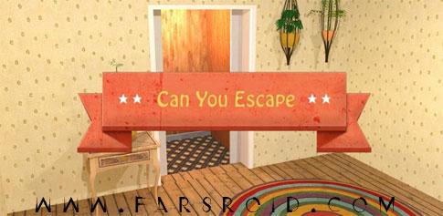دانلود Can You Escape 1.0 - بازی فکری فرار از اتاق ها اندروید