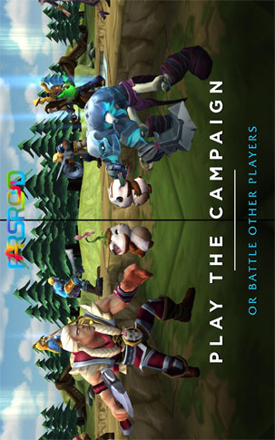 دانلود Champs: Battlegrounds 1.4.1 – بازی میدان نبرد اندروید + دیتا