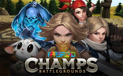 دانلود Champs: Battlegrounds - بازی میدان نبرد اندروید + دیتا