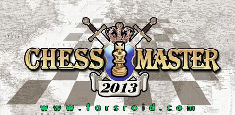 دانلود Chess Master 2013 - بازی شطرنج حرفه ای اندروید