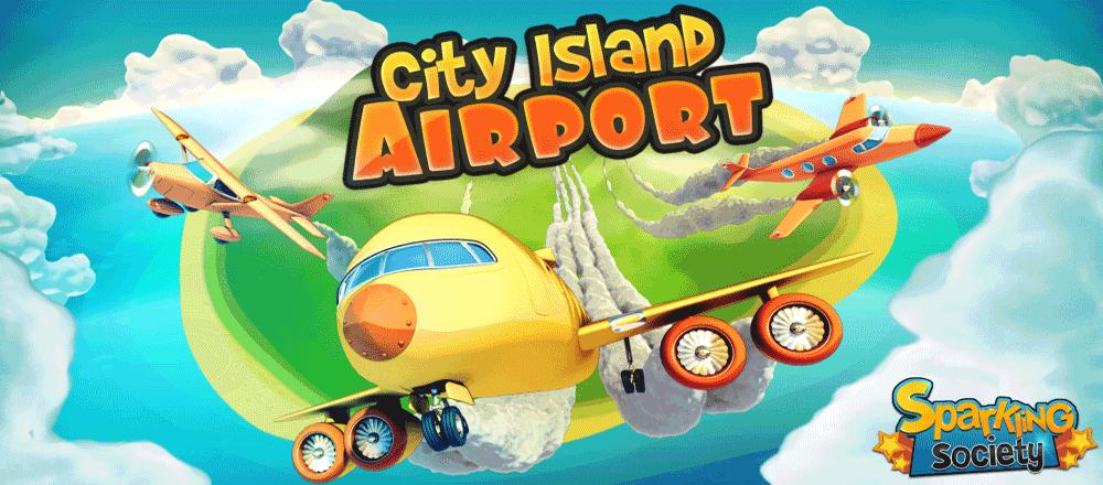 دانلود City Island: Airport - بازی شهرسازی و فرودگاه اندروید