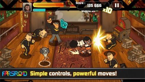 Combo Crew Android بازی اندروید