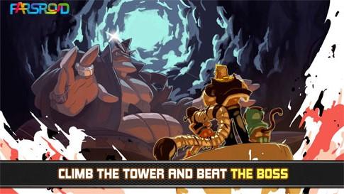 دانلود Combo Crew 1.5.1 – بازی مبارزه در برج غول پیکر اندروید + مود + مگامود + دیتا