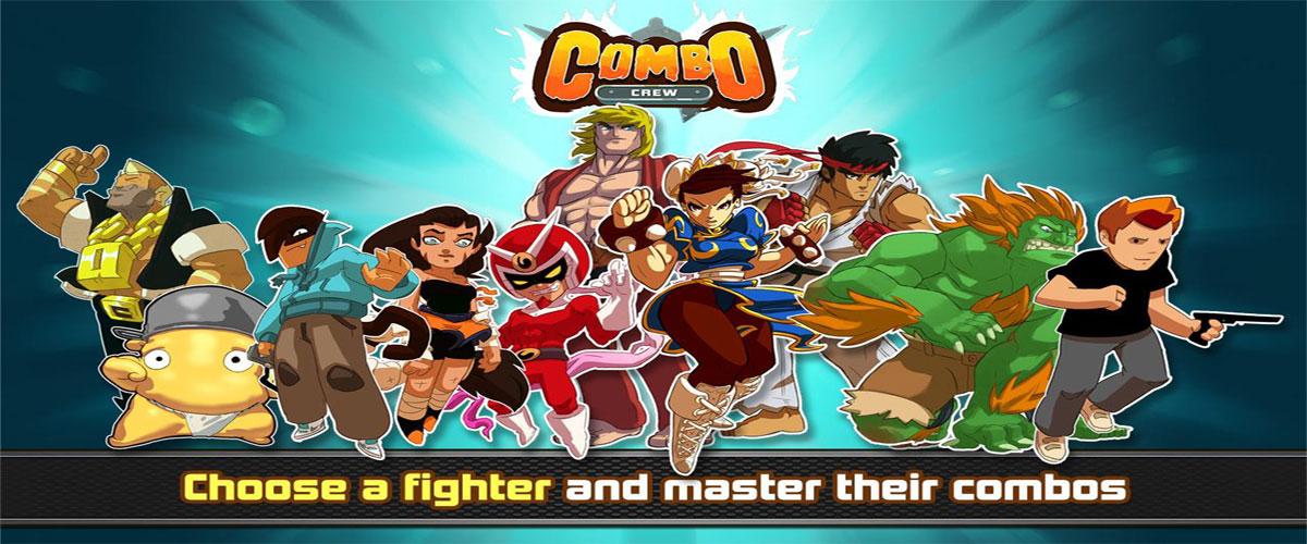 دانلود Combo Crew - بازی مبارزه در برج غول پیکر اندروید + دیتا