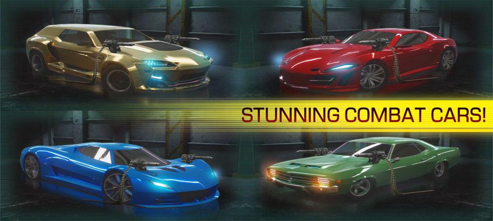 دانلود Cyberline Racing - بازی ماشینی جاده های مرگبار اندروید + دیتا