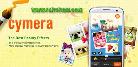 دانلود Cymera – Camera & Photo Editor - ویرایشگر عکس اندروید