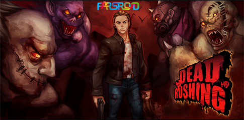 دانلود Dead Rushing HD - بازی اچ دی مبارزه با زامبی اندروید + دیتا