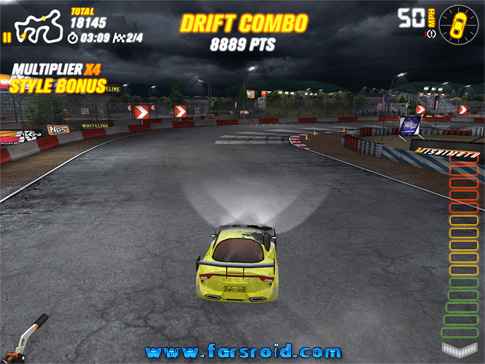 Drift Mania Championship 2 اندروید