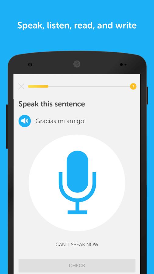 Duolingo Android