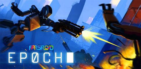 دانلود EPOCH - بازی گرافیکی مبارزات روبات ها اندروید + دیتا