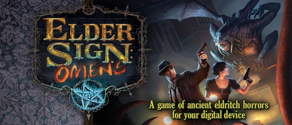 دانلود Elder Sign: Omens - بازی ماجراجویی داستانی اندروید + دیتا