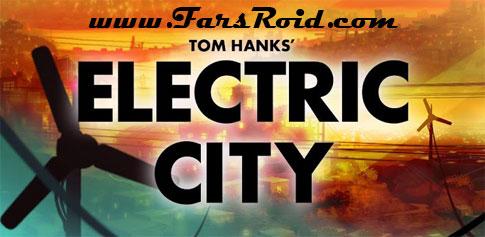 دانلود Electric City: A New Dawn 1.0 - بازی ساخت شهر اندروید
