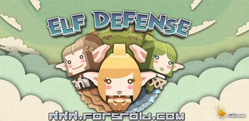 دانلود Elf Defense - بازی جدید اکشن و دفاعی اندروید