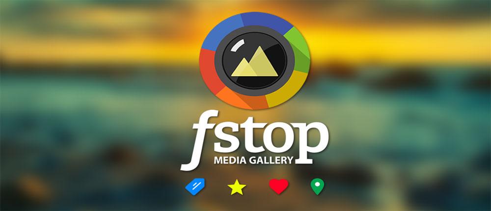 دانلود F-Stop Media Gallery - گالری عکس زیبای اندروید