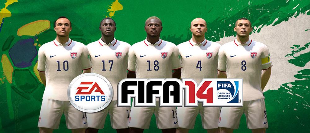 دانلود FIFA 14 by EA SPORTS™ - بازی فیفا 2014 اندروید !