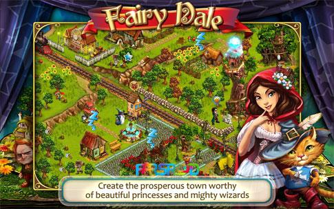 Fairy Dale Android بازی اندروید