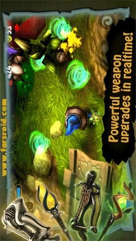 Fantashooting Android بازی اندروید