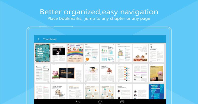 دانلود Foxit Mobile PDF - خواندن کتاب های PDF اندروید