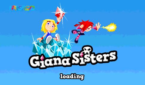دانلود Giana Sisters - بازی خواهران دوقولو اندروید + دیتا