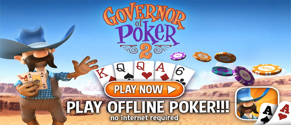 دانلود Governor of Poker 2 - بازی فرماندار کارت باز اندروید