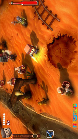 بازی اندروید - Guerrilla Bob Android