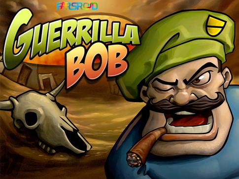 دانلود Guerrilla Bob - بازی جالب و مهیج باب چریگی اندروید