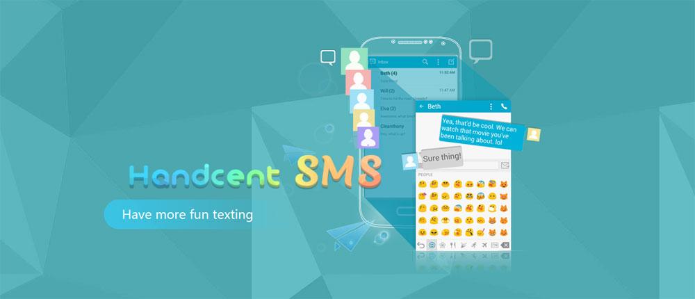 دانلود Handcent SMS - پیام رسان محبوب و قدرتمند اندروید